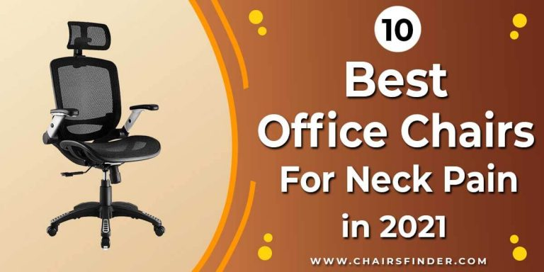 best office chairs for neck pain