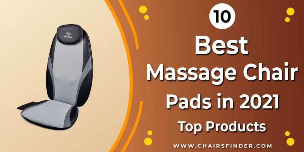 Best Massage Chair Pads