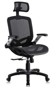 YarStore Mesh Desk Office Chair-compressed